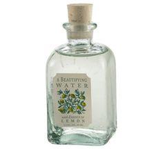 Lemon Water - Williamsburg