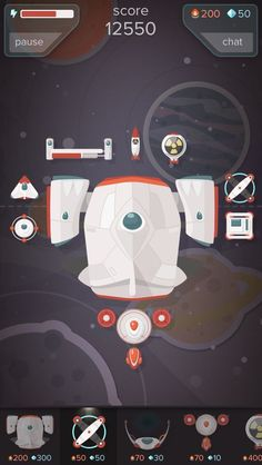 Inspiration mobile #4 : interfaces et applications | BlogDuWebdesign