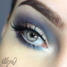 Harmony Makeup Tutorial by AliciaJ Make Up. Using Makeup Geek Eyeshadows in Fairytale, Motown, Poolside, and Sand Dollar.