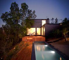 Pangal Refuge, Chile, emA Arquitectos: