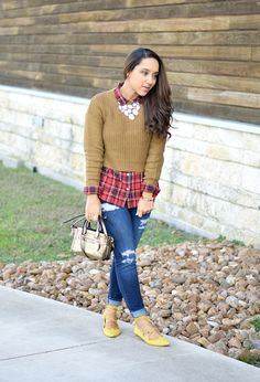 Casual Style Layering