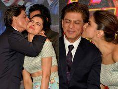 Shahrukh Khan & Deepika Padukone