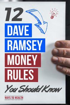 Discover how much house you can afford according to Dave Ramsey and see his other important rules of thumb for managing your finances. 12 Dave Ramsey Money Rules You Should Know budgeting for beginners Dave Ramsey, Budgeting Finances, Budgeting Tips, Ways To Save Money, Money Saving Tips, Money Tips, Money Hacks, Planning Budget, Saving For Retirement