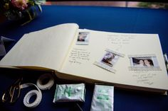 wedding guest book, guestbook, wedding photo album, picture guestbook, polaroid book, polaroid wedding, photobooth wedding, photo booth wedding, maryland-maritime-park-annabelle-dando-photography (96)-guest-book