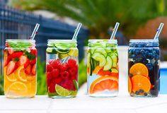 果物を水に入れるだけ♥簡単で可愛い「デトックスウォーター」の効能とは?