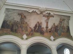 Crucifixion in St. Sylvester parish, Schwabing
