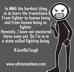 Smartass MMA Quote 9