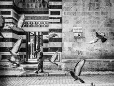 Ulucami #Adana #streetphotography #blackandwhite