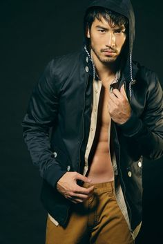 Godfrey Gao. Chinese model and actor