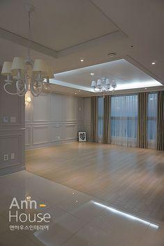 House Ceiling Design, Ceiling Design Living Room, Decor Home Living Room, Home Room Design, Elegant Living Room, Home Design Decor, Luxury Home Decor, Home Decor Furniture, Home Interior Design
