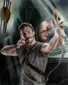 Arrow, I JUST LOVE TV