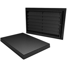 Crawl Space Doors with Louvers - Crawl Space Door Systems