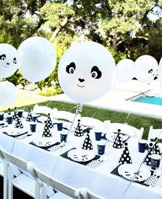 Minha Casa Funcional -  Qualquer adulto merece uma festa com tema PANDA. É de babar mesmo, cada detalhe da decoração vai ganhando sua atenção e admiração...