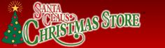 Santa Claus Christmas Store | Collectibles, Decor, Artificial Trees and Ornaments