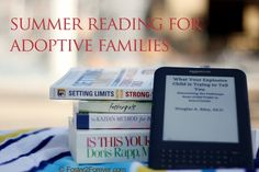 Books to put on your reading list about parenting & adoption & #fostercare
