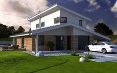 Typový dům mini Esprit od APEX ARCH s.r.o.