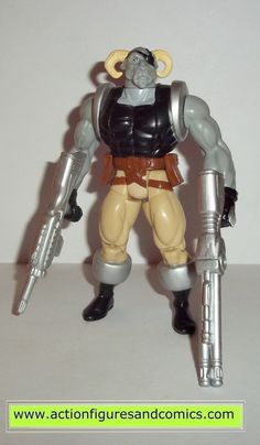 Toy Biz Action figures for sale to buy: X-MEN / X-FORCE series 1994 QUARK 100% COMPLETE Condition: Excellent. displayed only / collectible condition Figure size: approx. 5 inch -----------------------