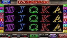 #WildKnights is a 5 reel 10 payline video slot game designed and developed be #Barcrest.  The representation of the game comes in a well designed interface with high #quality graphics and sound effects. It should offer a decent #casino experience to most of the #slotLovers.