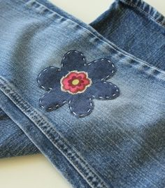 Fun Ways to Patch Your Kids' Pants | Baby Cheapskate