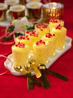 Ris à la Malta med saffran Christmas Food Treats, Christmas Sweets, Christmas Cooking, Christmas Goodies, Xmas, Christmas Time, Malta Food, Bokashi, Arabic Sweets