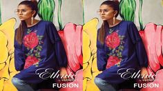 Latest Ethnic By Outfitters Fusion Ready To Wear Collection 2017-18