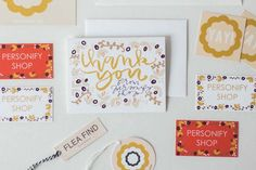 Personify Shop print goodies