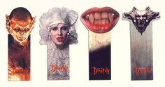 Bram Stoker's Dracula - advertising bookmarks by Mirage Bookmark, via Flickr