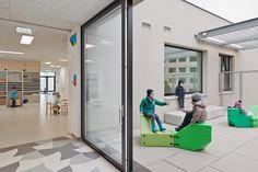 Bildungscampus Sonnwendviertel / PPAG architects