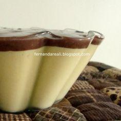 Mousse de Maracujá com Chocolate - Fernanda Reali