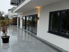 oak frames with aluminium exterior protection Windows And Doors, Garage Doors, Frames, Exterior, Outdoor Decor, Home Decor, Decoration Home, Room Decor, Frame