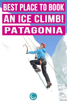 Patagonia Glacier Climb is an epic gritty and beautiful challenge. If you want the ultimate adventure travel ecotrip experience where you learn about glaciers whilst pushing yourself to your limits, this is for you! If you are already going to trek in the iconic Torres Del Paine national park in Chile or see the stunning granite peaks of mount Fitz Roy in Argentina why not go for an adventure on a glacier? Learning to ice climb in Patagonia! #ecotrek #trekking #patagonia #adventuretravel Bolivia Travel, Argentina Travel, Travel Usa, Adventure Holiday, Family Adventure, Adventure Travel, Patagonia Travel, In Patagonia, Travel Guides