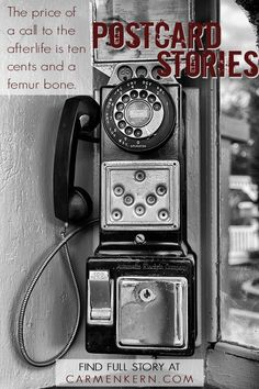 Ten cents and a femur bone | Carmen Kern