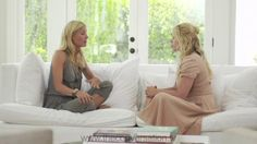 Gwyneth Paltrow on dealing with the pressures of fame by The Conversation with Amanda de . Gwyneth Paltrow reveals her approach to the criticism of being in the public eye on The Conversation with Amanda de Cadenet.