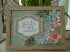 Shari-Anne Happy Crafter: Jems Retired Products Blog Hop