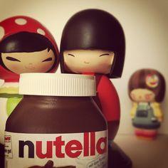 Nutella Lovers #Kimmidoll