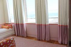 Ralongement rideaux/wall combo