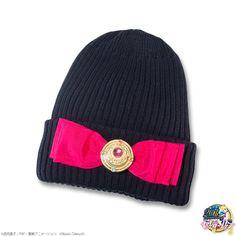 美少女戦士セーラームーン×CA4LA ニット帽