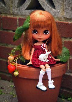 Daphne custom Blythe