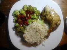 Broccoli met gember en sambal | | Goed en gezond eten