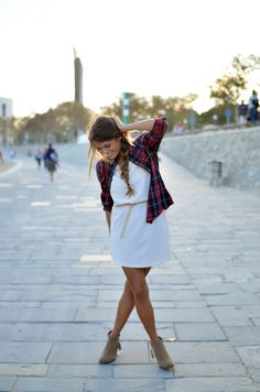 Street fashion from morning until night!