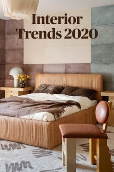 Discover the biggest interior trends for from style to modernist shapes and Japanese-Scandi fusion. Milan Design, Design Trends, Japanese Trends, Design Movements, 70's Style, Bird Design, Home Decor Trends, Home Furnishings, Furniture Design