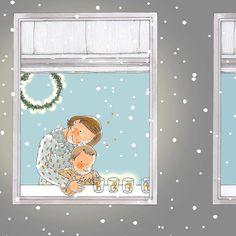 * ne pas perdre son âme d' enfant... * et espérer ! * petit dessin pour @fabyantilles * keep your child spirit... * and hope! * little drawing for @fabyantilles #bybm #bybmillustration #childhoodillustration #hope #esperer #espoir #avent #advent #candle #illustrator #illustration #illustratrice #illustrateur #amedenfant #childspirit #art #drawing #artist #dessin