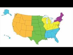 Memorize the 50 states song. The easy and fast way to learn the 50 states for kids and adults. - YouTube