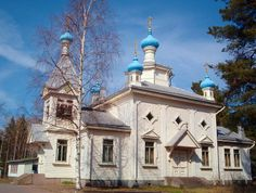 The Orthodox Church of Hanko was built in 1895. It was dedicated to St. Vladimir, the Grand prince of Kiev and St. Mary Magdalene.