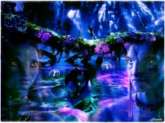 Wallpaper of AvAtAr for fans of Avatar 19954162 James Cameron, Avatar Movie, Avatar World, Good Movies, Awesome Movies, Movies Showing, Film, Northern Lights, Entertaining