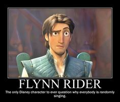 Funny pictures about Flynn Rider Is Too Smart For Disney. Oh, and cool pics about Flynn Rider Is Too Smart For Disney. Also, Flynn Rider Is Too Smart For Disney photos. Humour Disney, Funny Disney Characters, Funny Disney Memes, A Funny, Funny Memes, Disney Quotes, Funny Guys, Funny Videos, Funny Stuff