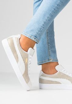 Puma FUTURE IS FEMALE - Sneakers laag - white - Zalando.be