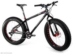 Frameworks full carbon fat bike