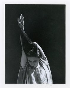 Imogen Cunningham - Martha Graham 3, | Photography