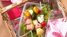 """""""Perfect Picnic Recipes Take advantage of the longer days and head outdoors with these delightful recipes from Annabel Karmel. They're perfect for a picnic, the beach, or an afternoon of backyard fun! Summer Pasta Salad, Summer Salads, Picnic Foods, Picnic Recipes, Picnic Ideas, Fresco, Easy Pasta Salad Recipe, Good Food, Yummy Food"""